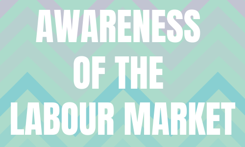Awareness of the Labour Market